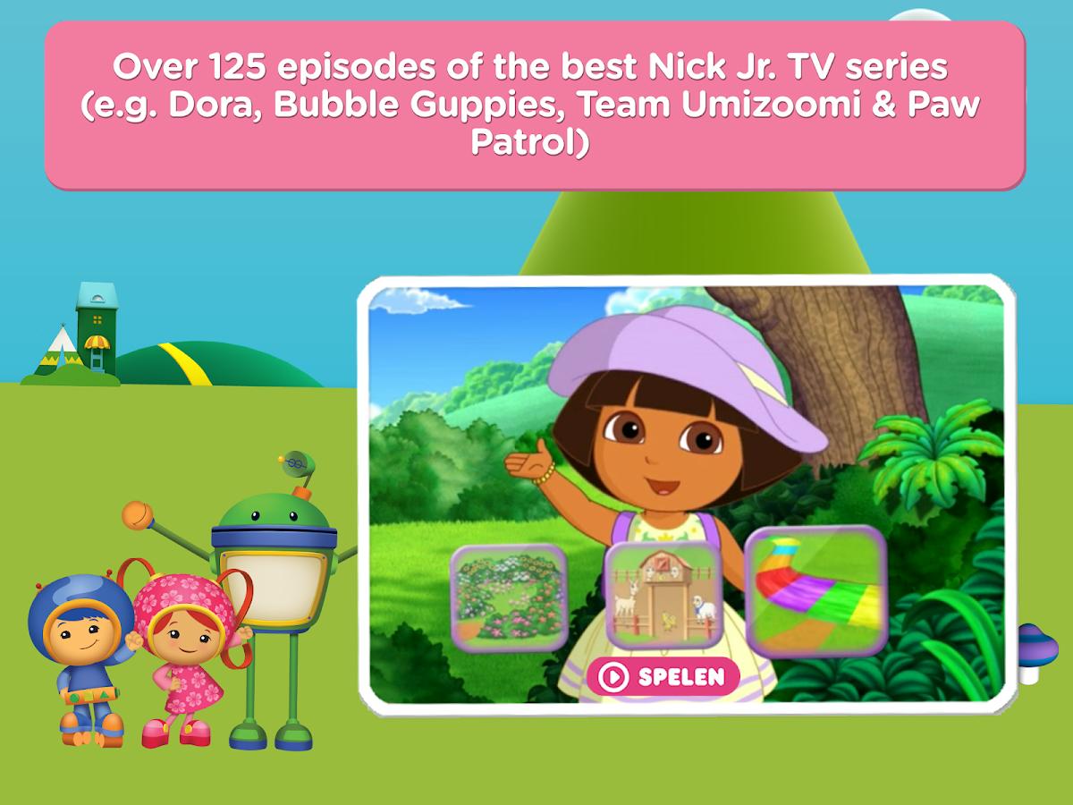 Nick Jr. - Watch & Learn- screenshot