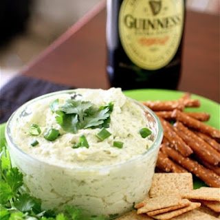 Guinness and Cheddar Dip.