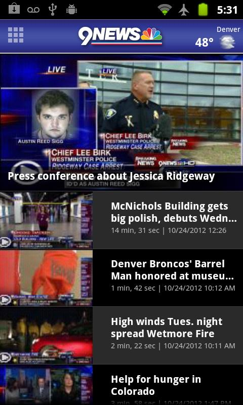 9NEWS - screenshot