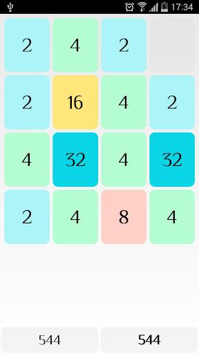 2048 Micro Widget
