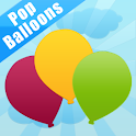 Android Application - Pop Balloons