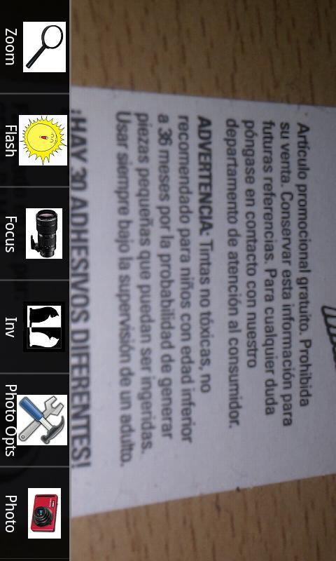 Magnifier Full Screen Free- screenshot