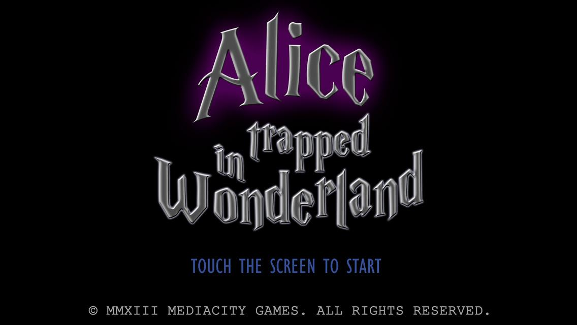 Alice Trapped in Wonderland- screenshot