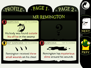 Detective Grimoire Screenshot 11