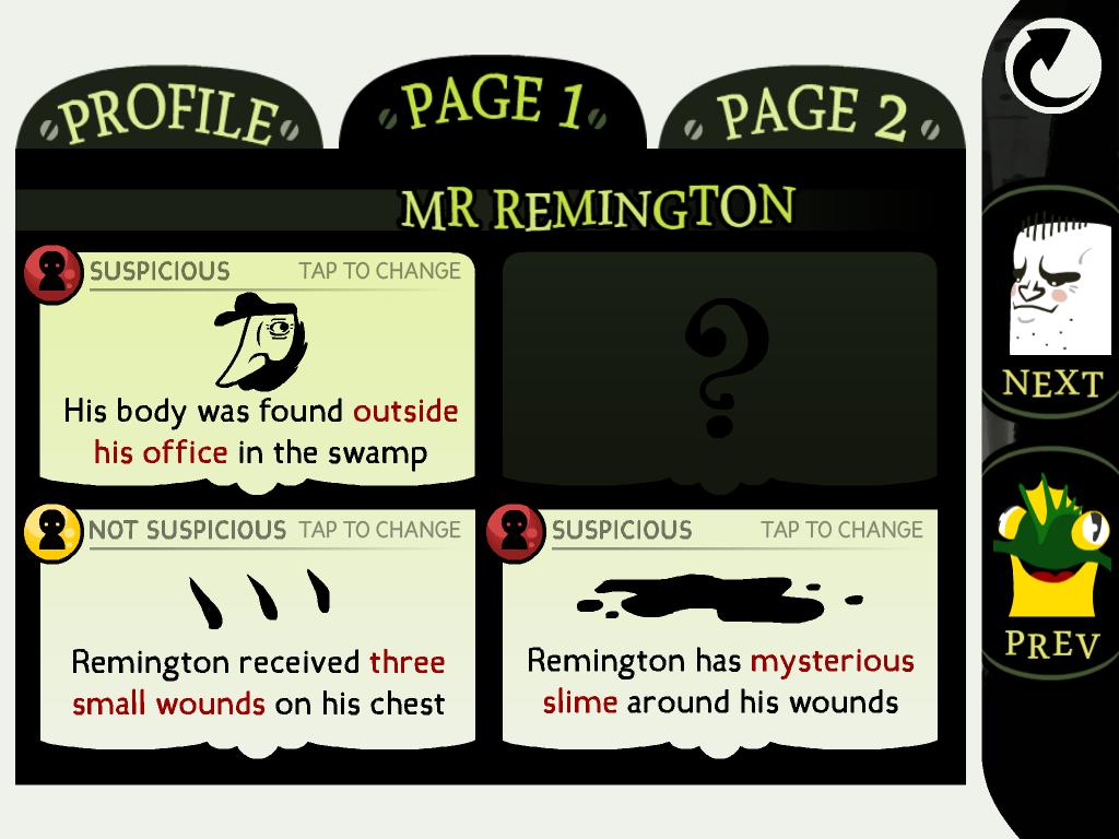 Detective Grimoire screenshot #11