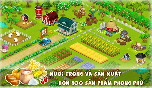 Farmery - Game Nong Trai  screenshots 4