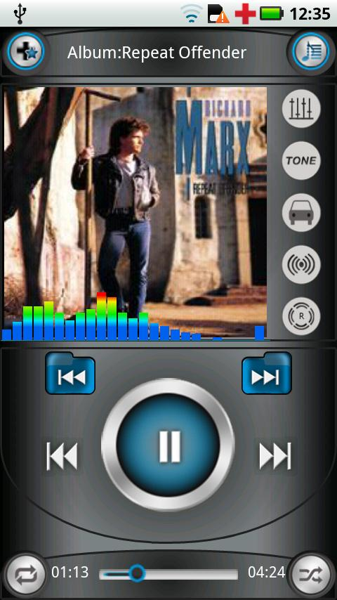 Picus Audio Player Lite - screenshot