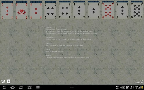 Spider Solitaire Free - screenshot thumbnail
