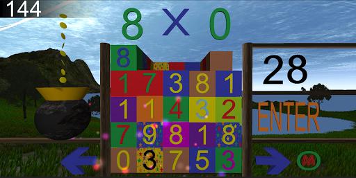 Treasure Math 4D - Free Demo