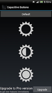 Capacitive Buttons - screenshot thumbnail