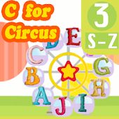 ABC Flash Card for Kids (S-Z)