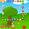 Easter Bunny Invaders.Egg Hunt icon