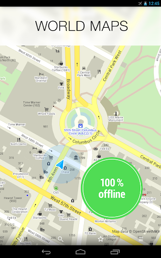 how to download my google map offline