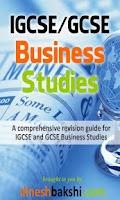 Screenshot of IGCSE Business Studies