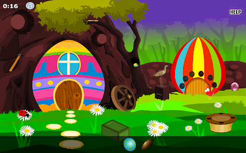 Escape Egg House- screenshot thumbnail