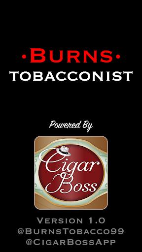 Burns Tobacconist