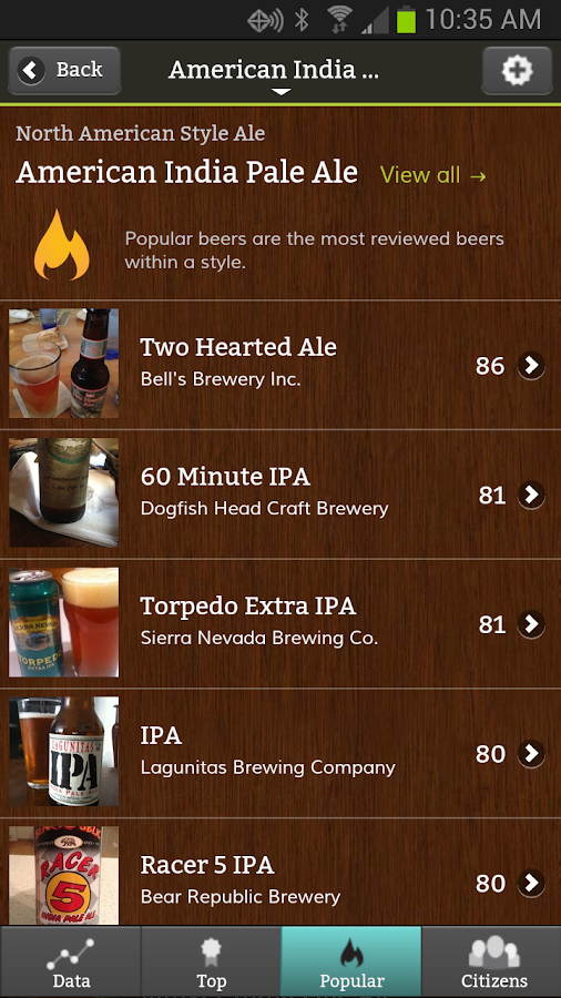 Beer Citizen- screenshot