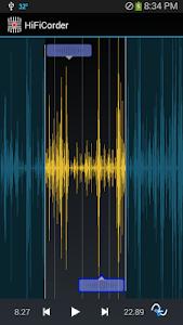 HiFiCorder Record, Edit, Buy v5.4.6