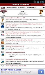LAF Football & Basketball - screenshot thumbnail