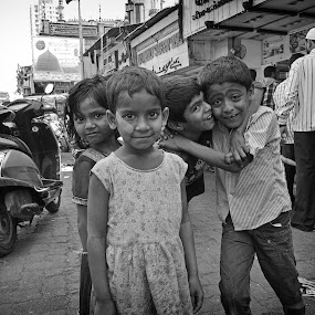 Horsin' around by Ajit Pillai - Babies & Children Children Candids (  )