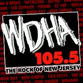 105.5 WDHA Player