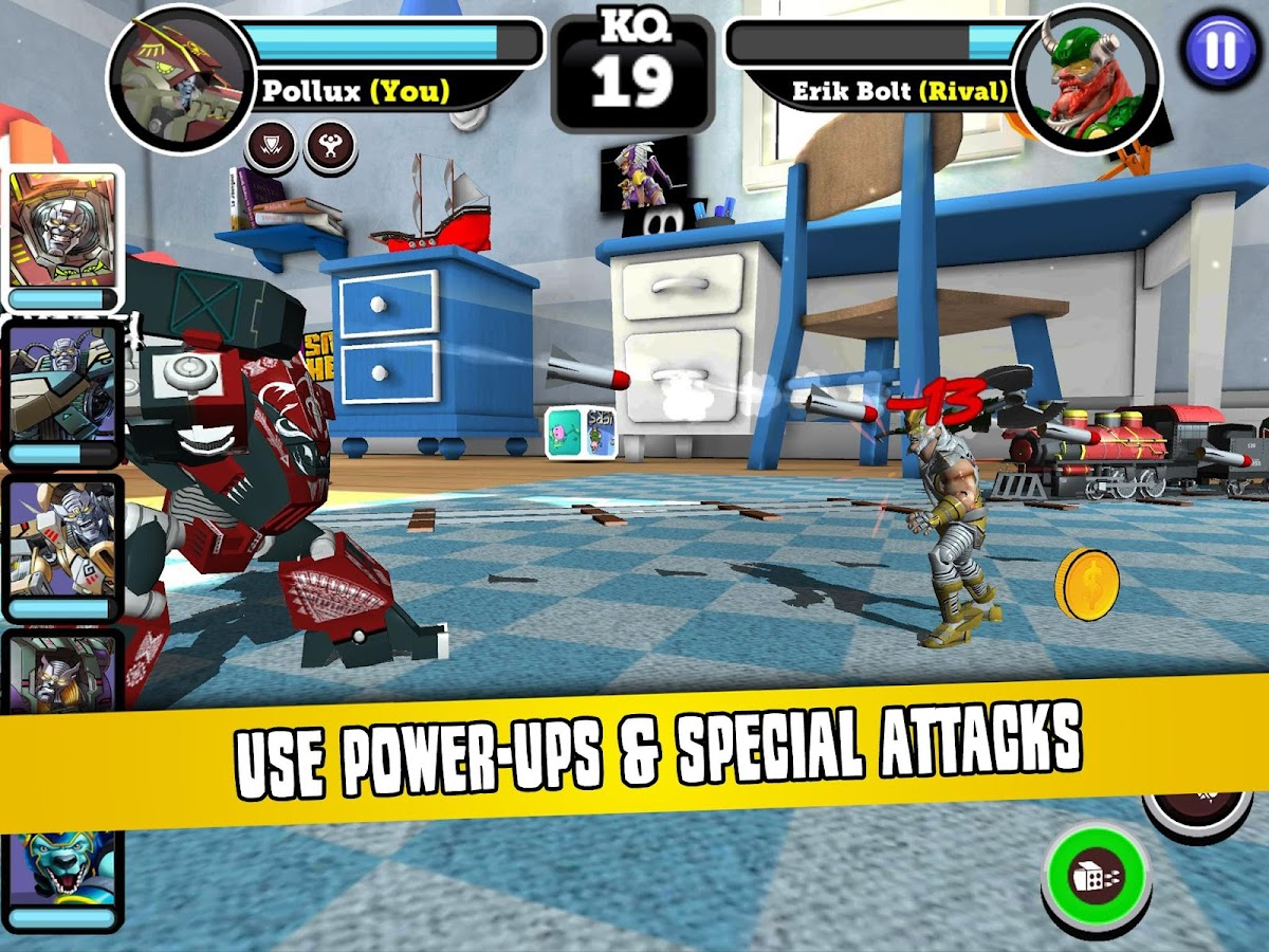 Hacked Racing Toys : Battle of toys fighting game android apps on google play