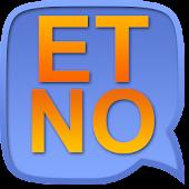 Estonian Norwegian dictionary