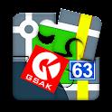 Locus – addon GSAK Database logo