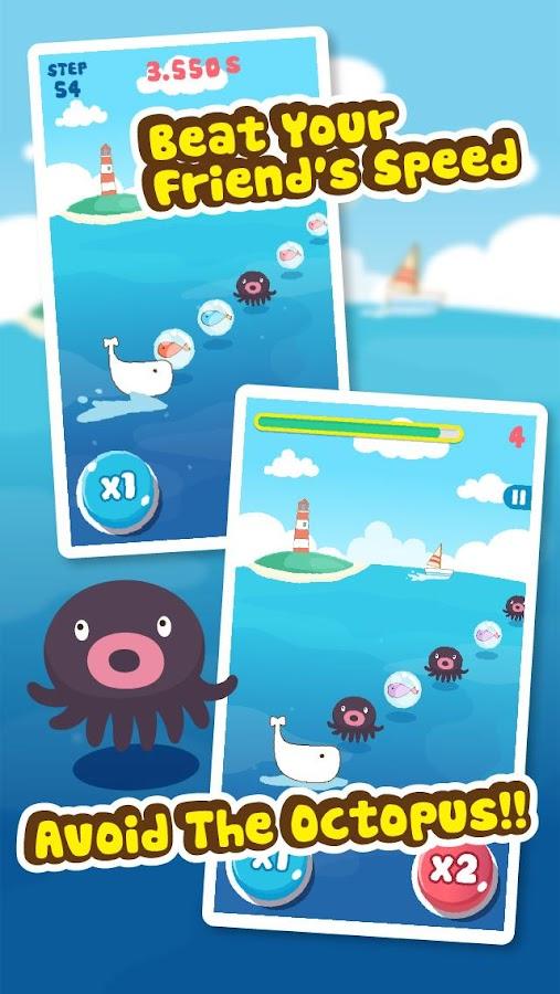 Screenshots of Kuro Jump - Cute Free game app for iPhone