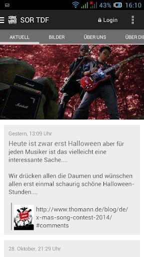School Of Rock Timmendorf