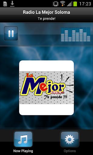 Radio La Mejor Soloma