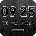 STALLION Digital Clock Widget icon