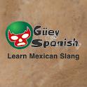Güey Spanish logo