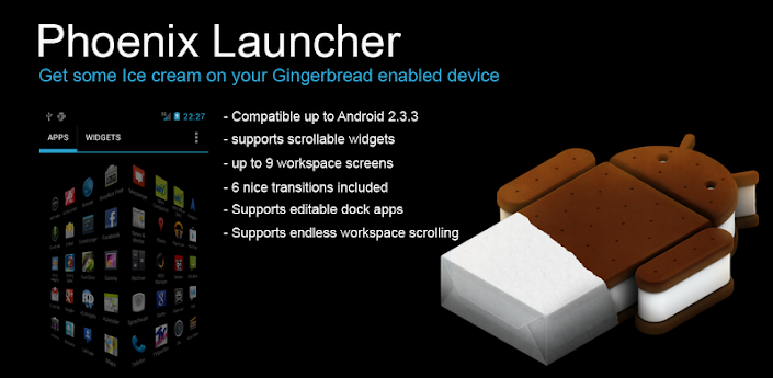 Phoenix Launcher v0.9.7.15