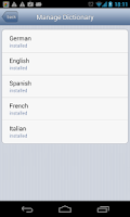 Screenshot of Emoji Keyboard Spain Dict