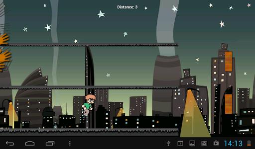 【免費街機App】Jumpiman-APP點子