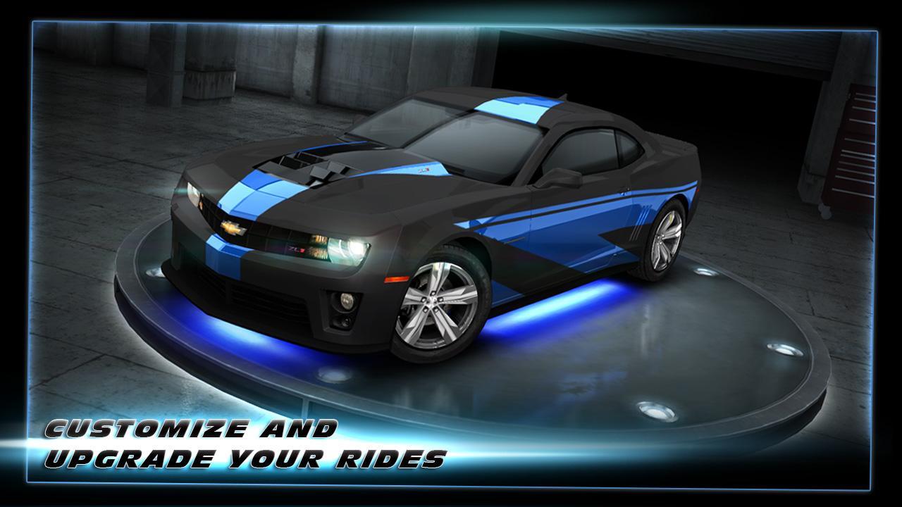 Fast & Furious 6: The Game screenshot #9
