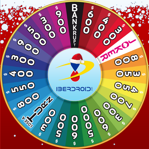 Luckiest Wheel Christmas 休閒 App LOGO-硬是要APP