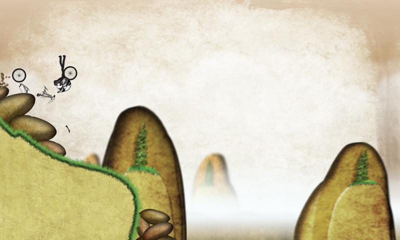 Stickman Downhill screenshot #5
