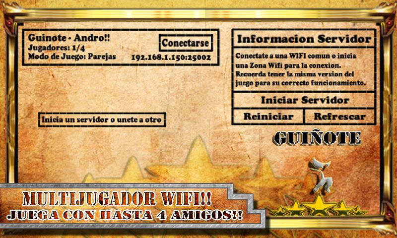 Guiñote - Juego de Cartas - screenshot