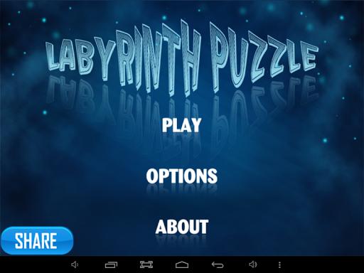 Labyrinth Puzzle