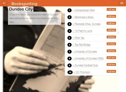 Bookspotting- screenshot thumbnail