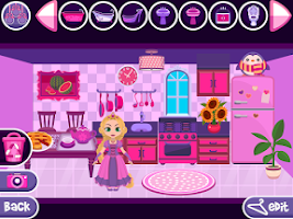 Screenshot of My Princess Castle - Doll Game
