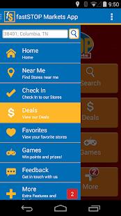 Fast Stop Markets App - screenshot thumbnail