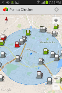 Gas Station Locator Android Apps On Google Play