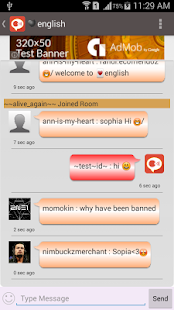 Chat for Google Talk And Xmpp - screenshot thumbnail