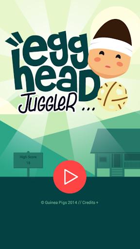 Egghead Juggler