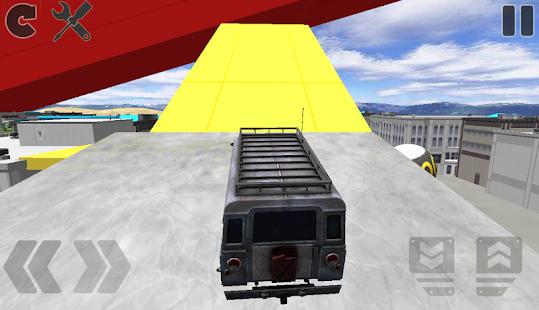 4X4 SUV: Driving Simulator