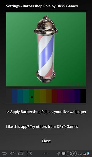 娛樂必備APP下載|Barbershop Live Wallpaper Free 好玩app不花錢|綠色工廠好玩App