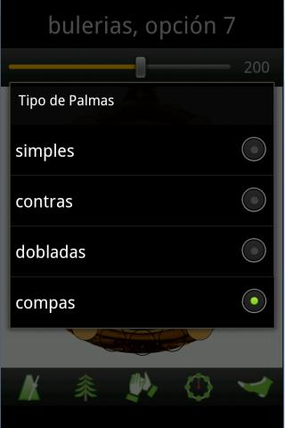 Flamenco Palmas - screenshot